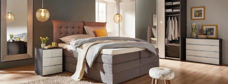 Mömax: 20% Rabatt auf Schlafzimmer, Matratzen und Boxspringbetten