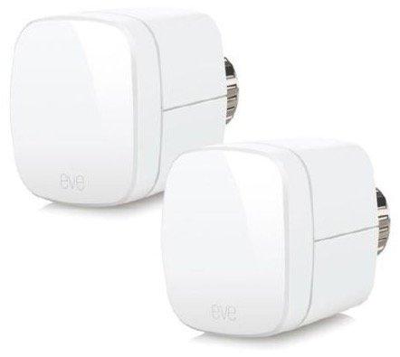 6er-Set Elgato Eve Thermo Heizkörperthermostat (für Apple HomeKit) für 194,95€