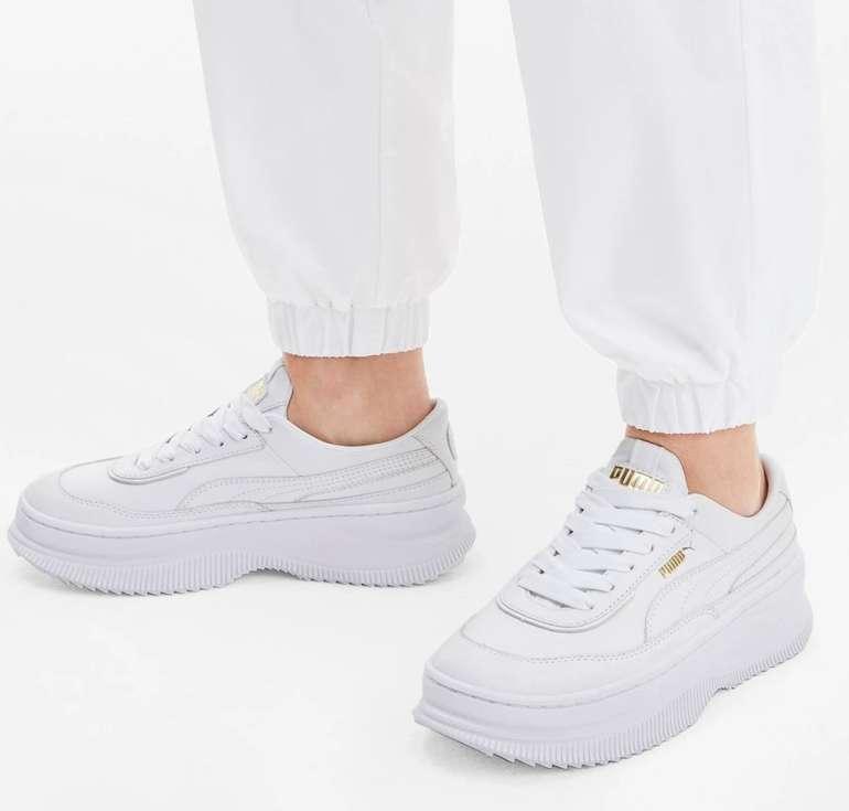 Puma Deva Damen Sneaker in 2 Farben für je 37,49€ inkl. Versand (statt 54€)