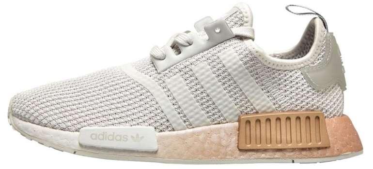 Adidas Originals Damen NMD_R1 Sneaker in Weiß für 88,95€ inkl. Versand (statt 118€)