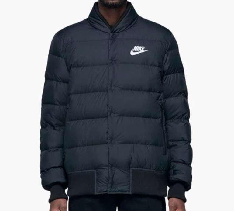 Jacken Flash Sale mit 50 bis 70% Rabatt bei Caliroots - z.B. Nike Down Fill Bomber für 73,50€ (statt 90€)