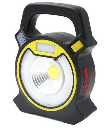 COB LED Camping Strahler für 8,16€ inkl. Versand (statt 11€)