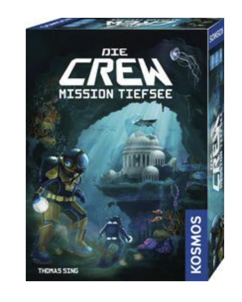 Kosmos Die Crew - Mission Tiefsee für 9,09€ inkl. Versand (statt 16€) - Thalia Club!