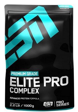 Hot! ESN Elite Pro Complex 1kg in Natural, Banane oder Haselnuss für je 13,90€