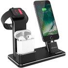 YFW Dockingstation für iPhone, Apple Watch und AirPods für 21,59€ inkl. Versand