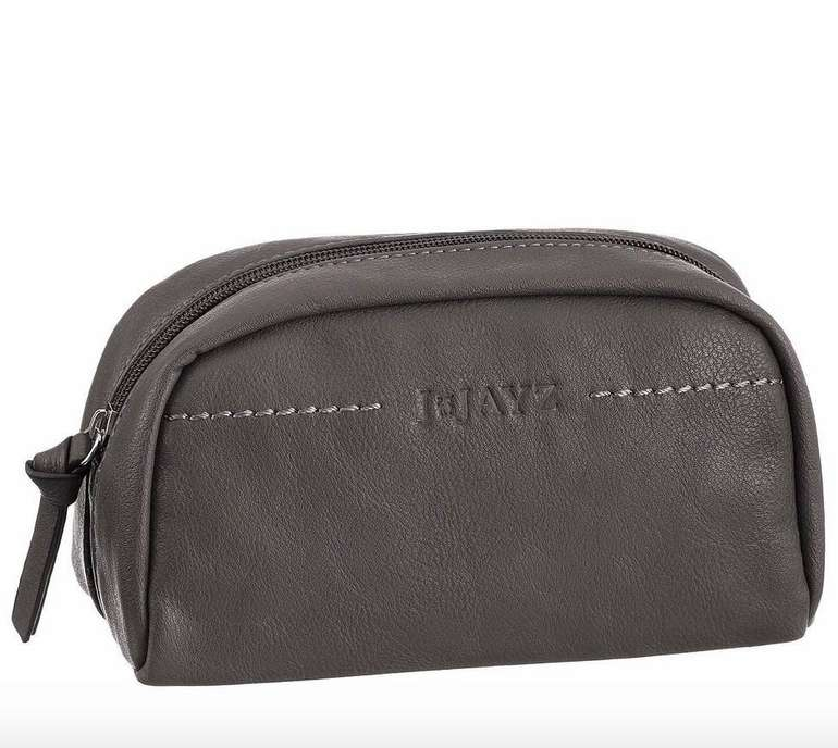 J.Jayz Kosmetiktasche in grau für 5,59€ inkl. Versand (statt 20€)