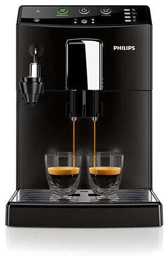 Philips HD8824/01 Kaffeevollautomat in Schwarz nur 215,99€ (statt 370€)