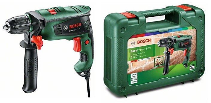 Bosch Schlagbohrmaschine EasyImpact 570 für 37,40€ inkl. VSK (statt 59€)