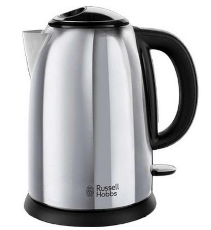 Russell Hobbs Victory Wasserkocher mit 2400 Watt für 28,90€inkl. Versand (statt 39€)