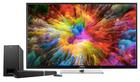 Medion LIFE X14321 - 43 Zoll 4K UHD Smart TV + 2.1 TV Soundbar E64126 für 359€