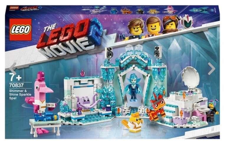 The Lego Movie 2 - Schimmerndes Glitzer-Spa! (70837) für 39,90€ (statt 49€)