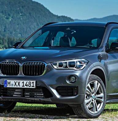 Leasing: BMW X1 sDrive18i Advantage (140 PS) für mtl. 192,44€ netto (LF 0,59)