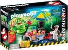Playmobil Ghostbusters (9222) - Slimer mit Hot Dog Stand für 9,99€ (statt 14€) - Prime Versand!