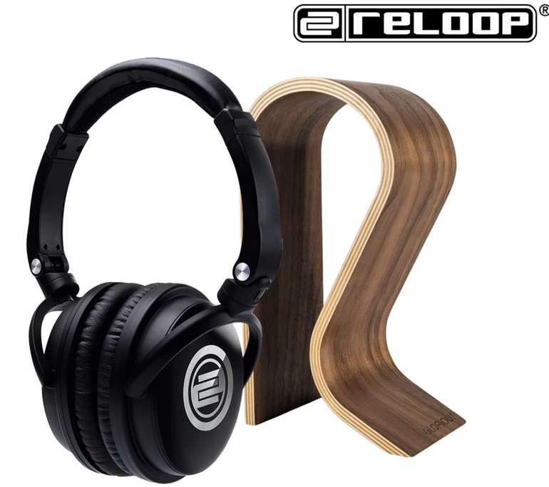 Reloop Airphones Kopfhörer & Glorious DJ Ständer für 55,90€inkl. Versand (statt 93€)