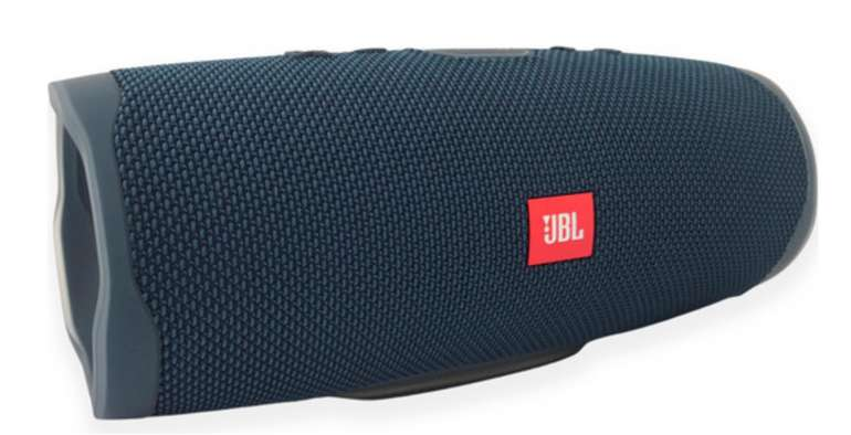 JBL Charge 4 Bluetooth Lautsprecher in blau für 105,90€ inkl. Versand (statt 118€)