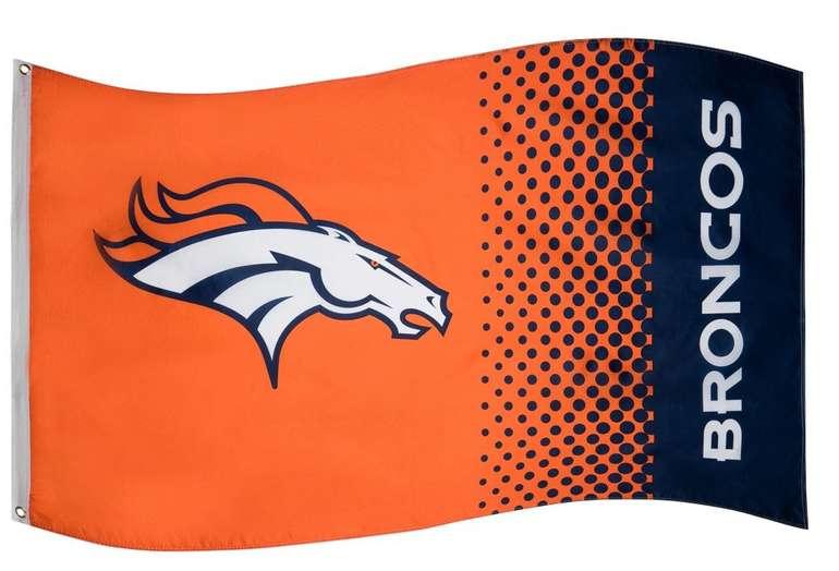NFL Fahnen Sale: viele Modelle für 7,28€ inklusive Versand (statt 12€)