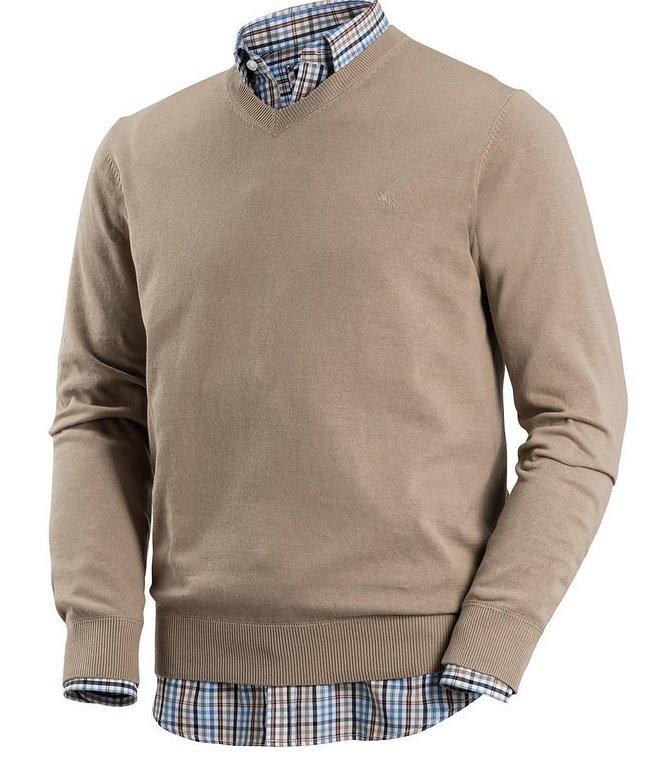 Otto Kern Set - Pullover und Hemd für 37,49€ inkl. Versand (statt 55€)
