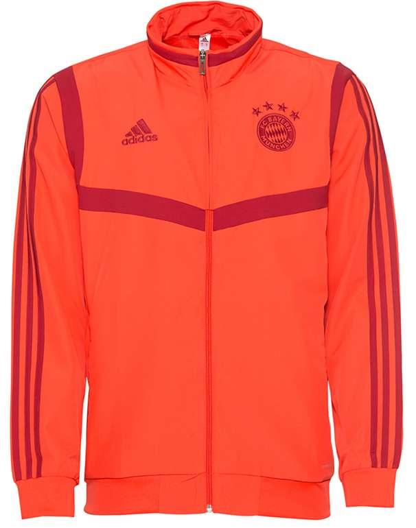 adidas FC Bayern München Herren Präsentationsjacke für 39,94€inkl. Versand (statt 53€)