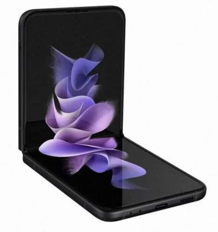 Samsung Galaxy Z Flip3 5G 128GB (299€) + o2 Allnet-Flat mit 18GB LTE für 24,99€ mtl.