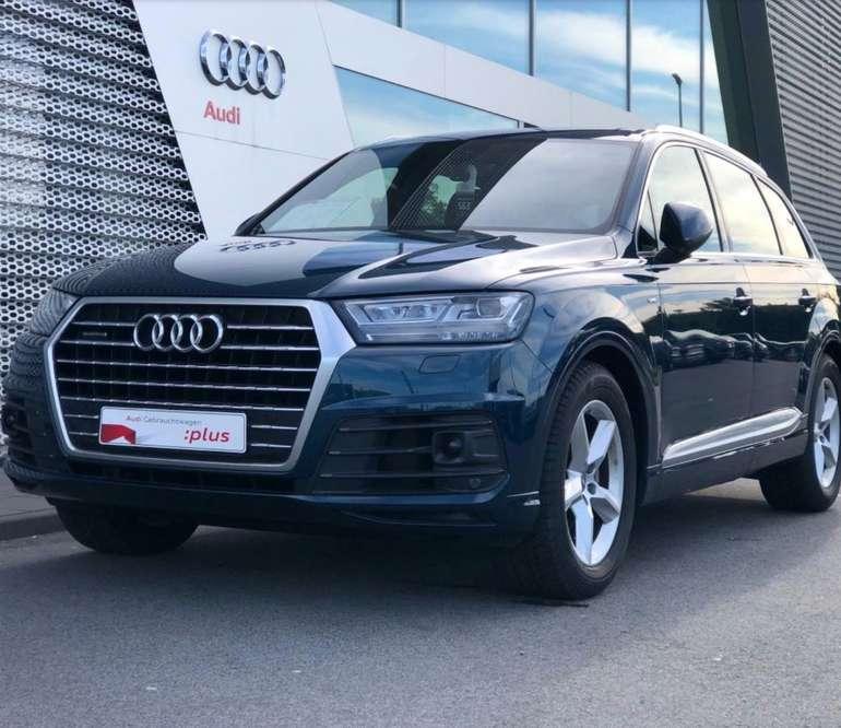Privat & Gewerbe Leasing: Audi Q7 S-Line 50 TDI als Lagerwagen für 399€ mtl. (Zulassung: 150€, LF: 0,40)