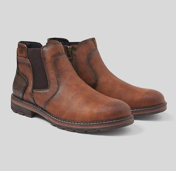 C&A Sale mit bis zu 70% Rabatt + Keine Versandkosten!, z.B. Tom Tailor - Boots - Lederimitat für 29,99€ (statt 45€)