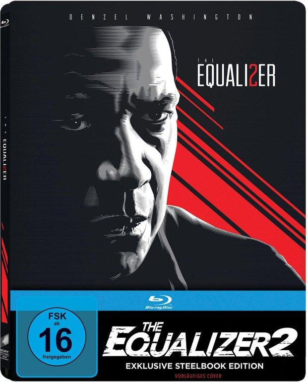 The Equalizer 2 - Limited Steelbook (Blu-ray) für 7€ inkl. Versand
