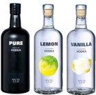 Party Vorrat: Pure Vodka Natur & andere Sorten je 6,99€ + VSKfrei