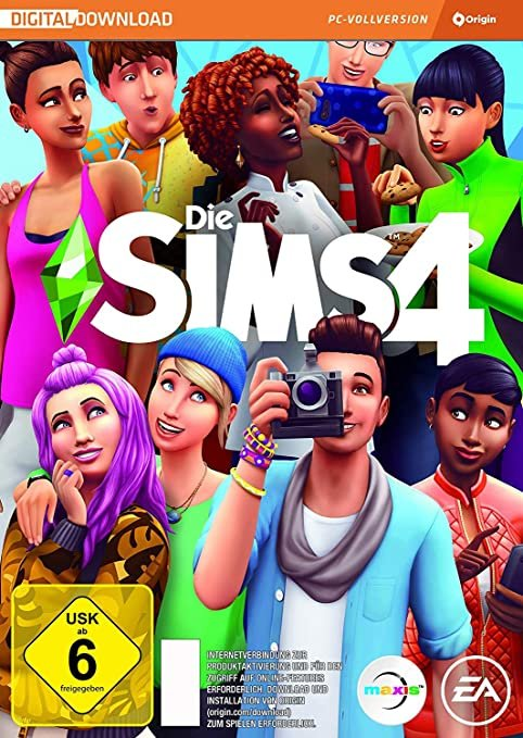 The Sims 4 - Standard Edition (PC) als Download Key für 3,19€ (statt 6€)