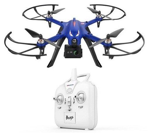 Drocon Quadrocopter Bugs 3 mit 500m Reichweite für 69,93€ inkl. Versand