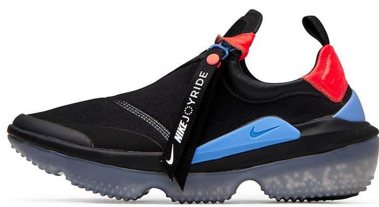 Nike Joyride Damen Sneaker in schwarz für 67,92€ inkl. Versand (statt 125€)