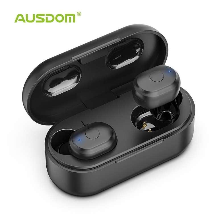 Ausdom TW01 True Wireless Bluetooth In-Ear-Kopfhörer für 9,20€