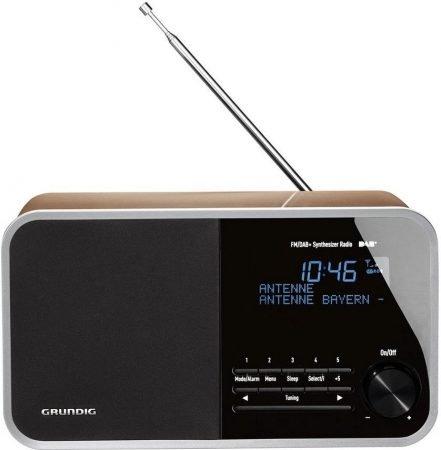 Grundig Digitalradio DTR 3000 DAB+ in champagner für 59,99€ inkl. VSK