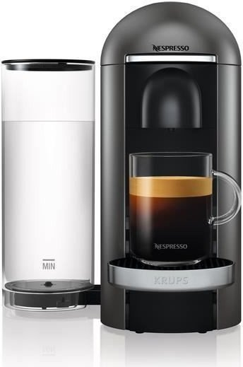 "Nespresso Krups ""XN902T"" Vertuo Plus Kapselmaschine + 300 Kapseln für 160,50€ inkl. Versand (statt 295€)"