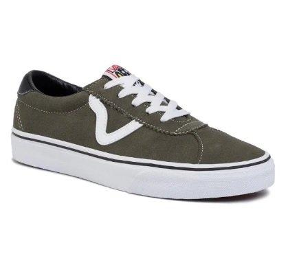 Vans Sneaker in khaki / weiß für 22,45€ inkl. Versand (statt 65€)