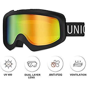 Unigear Skibrille Skido X1 in verschiedenen Ausführungen für 11,99€ inkl. Prime VSK