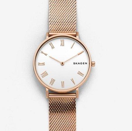 Skagen Sale mit -30% Rabatt auf ausgewählte Uhren, z.B. Hald SKW2714 für 139,90€