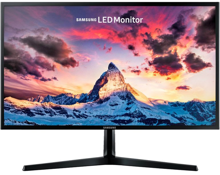 """Samsung S27F358FW - 27"""" Full-HD (4ms Reaktionszeit, FreeSync, 60 Hz) für 132,99€"""