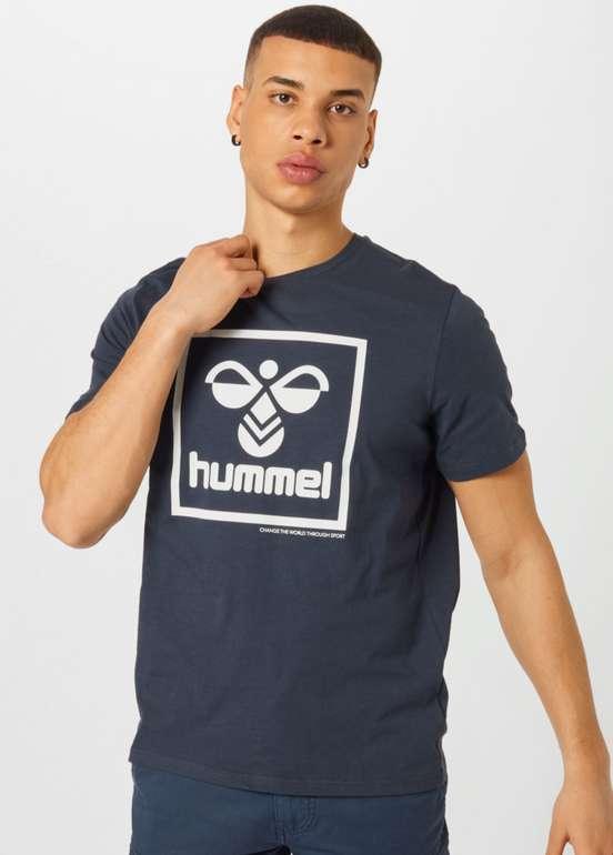 Hummel Herren T-Shirt in Dunkelblau für 7,90€ inkl. Versand (statt 15€)