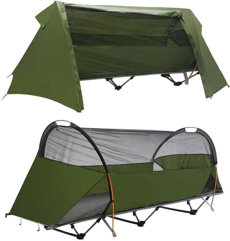 Night Cat Camping Zelt mit Liege für 159,59€ inkl. Versand (statt 228€)