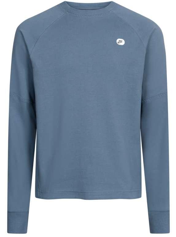 Nike Crew Neck Herren Longsleeve in Blau für 23,94€inkl. Versand (statt 29€)