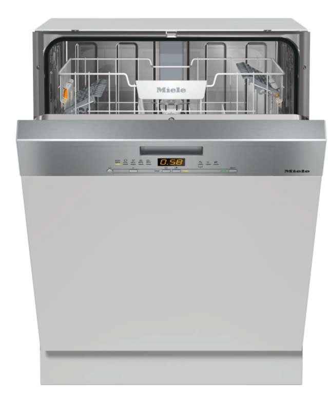 Miele Active G 5000 i Unterbau-Geschirrspüler (60 cm, Edelstahl-Optik, E) für 652€ inkl. Versand (statt 818€)