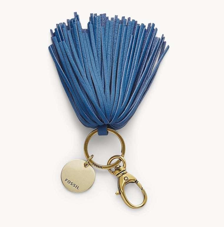 Fossil Damen Schlüsselanhänger in 2 Farben + gratis Gravur für je 12,75€ inkl. Versand
