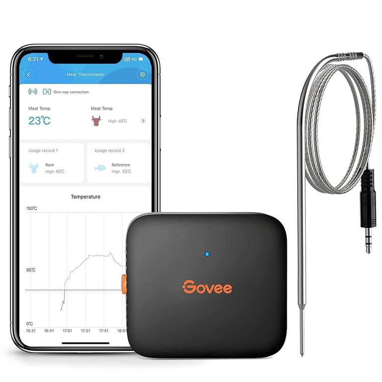 Govee Bluetooth Grillthermometer für 8,24€ inkl. Prime Versand (statt 15€)