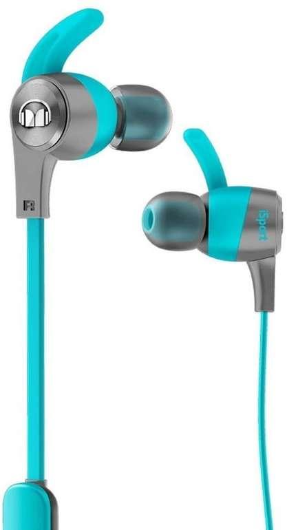 Monster iSport Achieve Wireless In Ear Kopfhörer in Blau für 9,99€inkl. Versand (statt 16€)