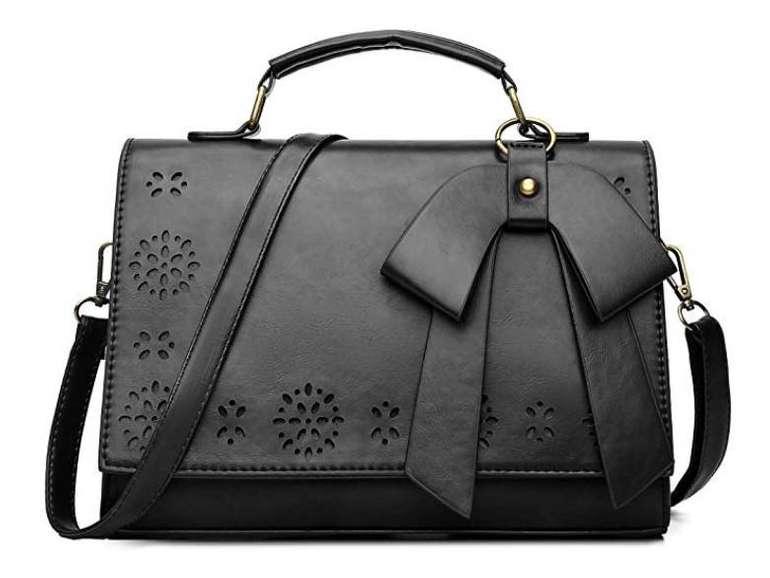 Pahajim PU-Leder Handtasche für 14,99€ inkl. Prime Versand (statt 25€)