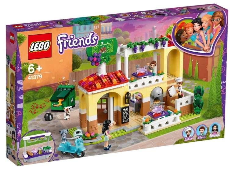 Lego Friends Heartlake City Restaurant (41379) für 32,85€ inkl. Versand (statt 42€)