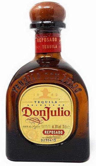 Don Julio Reposado Tequila 38% (0,7 Liter) für 30€ (statt 36€)