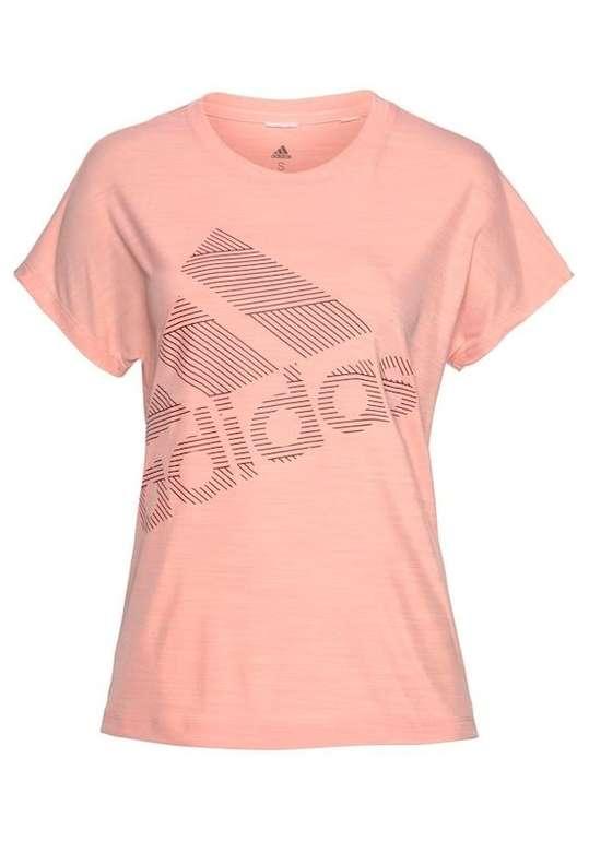 Adidas Performance Damen Shirt 'Badge of Sport' für 21,17€ (statt 24€)