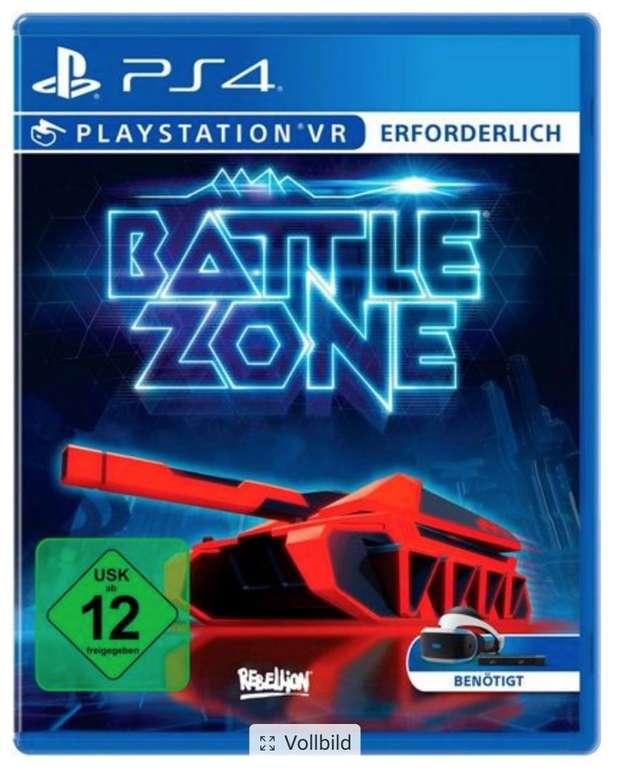 Battlezone VR (PS4) für 7,99€ inkl. Versand (statt 15€)