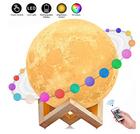 AGM - 3D Mond Lampe mit 15cm Durchmesser für 12,99€ mit Prime (statt 23€)